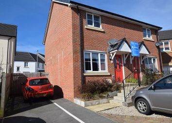 Thumbnail 2 bed semi-detached house for sale in Withnoe Way Close, Launceston