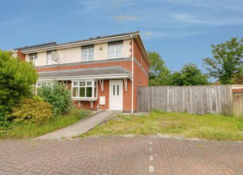 Thumbnail 3 bed terraced house for sale in Florida Court, Hull