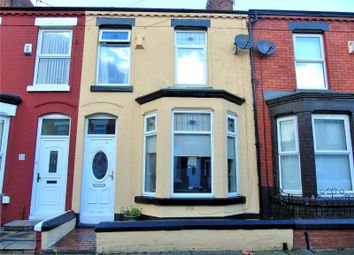 Thumbnail 3 bed terraced house for sale in Elmdale Road, Liverpool, Merseyside