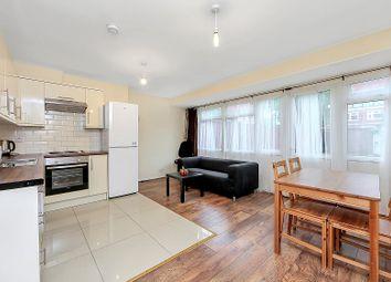 Thumbnail 4 bed flat to rent in Lorrimore Road, Kennington