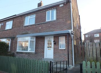 Thumbnail 3 bedroom semi-detached house to rent in Fenham Chase, Fenham, Newcastle Upon Tyne