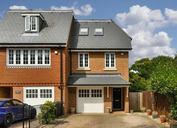 Thumbnail 4 bed semi-detached house for sale in Queens Drive, Thames Ditton