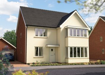"Thumbnail 5 bedroom detached house for sale in ""The Oxford"" at Amesbury Road, Longhedge, Salisbury"