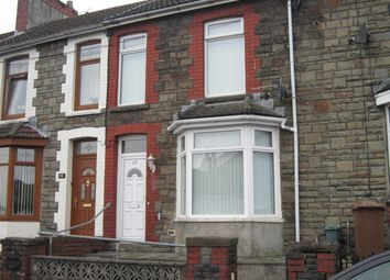 Thumbnail 3 bed terraced house for sale in Ruth Street, Bargoed
