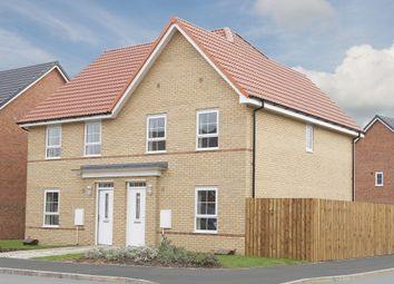 "Thumbnail 3 bedroom end terrace house for sale in ""Finchley"" at Helme Lane, Meltham, Holmfirth"
