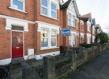Thumbnail 3 bed terraced house for sale in Haldan Road, London