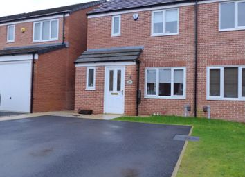 Thumbnail 3 bed semi-detached house for sale in Kirkwall Way, Heywood