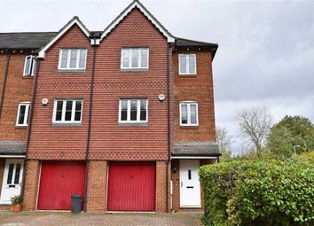 Thumbnail 4 bed town house for sale in The Sidings, Dunton Green