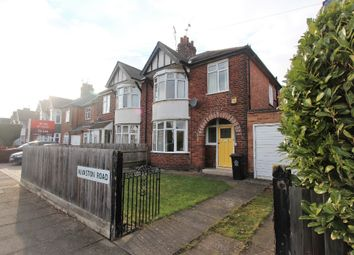 Thumbnail 3 bed semi-detached house for sale in Alvaston Road, Braunstone