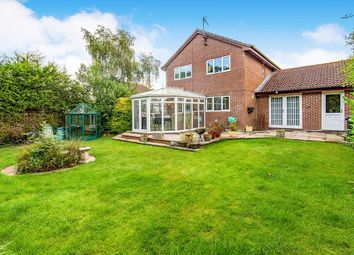 Thumbnail 4 bed detached house for sale in Woodham Gate, Newton Aycliffe