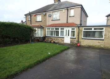 Thumbnail 4 bed semi-detached house to rent in Princes Crescent, Bradford