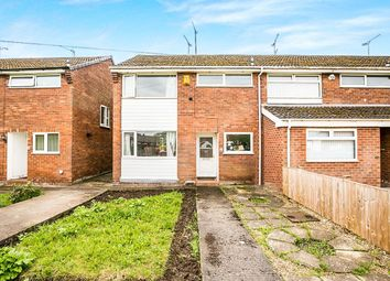 Thumbnail 3 bed terraced house for sale in Dentith Drive, Blacon, Chester