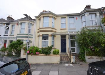 Thumbnail 5 bedroom terraced house for sale in Welbeck Avenue, Plymouth