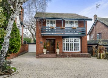 Thumbnail 4 bed detached house for sale in Chalkwell Avenue, Westcliff-On-Sea, Essex