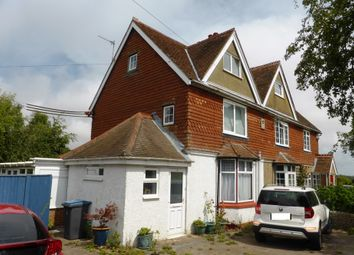 Thumbnail 3 bed semi-detached house for sale in Guilford Cottages, East Langdon, Dover