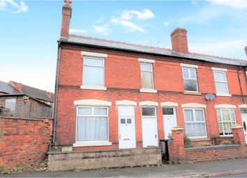 Thumbnail 2 bed end terrace house for sale in Baptist End Road, Dudley