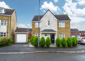 Thumbnail 3 bed detached house for sale in Aristotle Drive, Stockton-On-Tees