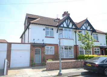 Thumbnail 5 bed semi-detached house for sale in Ranelagh Drive North, Grassendale, Liverpool