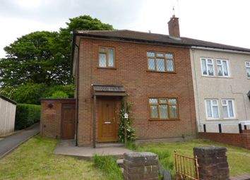 Thumbnail 3 bed semi-detached house for sale in Netherby Road, Sedgley, Dudley