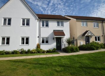 Thumbnail 3 bedroom semi-detached house for sale in Avey Walk, Stanton, Bury St. Edmunds