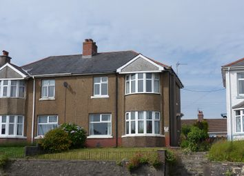 Thumbnail 3 bed semi-detached house for sale in Cowbridge Road, Bridgend, Bridgend County.