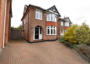 Thumbnail 4 bed detached house for sale in St. Mawes Avenue, Wilford, Nottingham