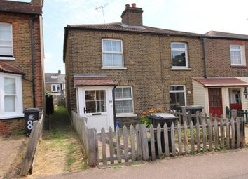 Thumbnail 2 bed end terrace house for sale in Beech Terrace, Smarts Lane, Loughton