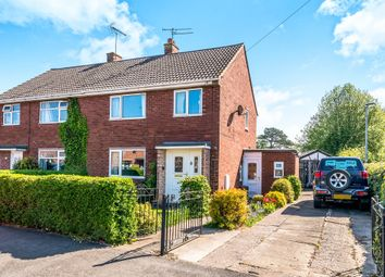 Thumbnail 3 bed semi-detached house for sale in Windsor Road, Uttoxeter