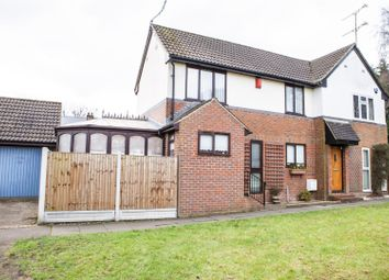 Thumbnail 2 bed semi-detached house for sale in Hawthorn Avenue, Brentwood