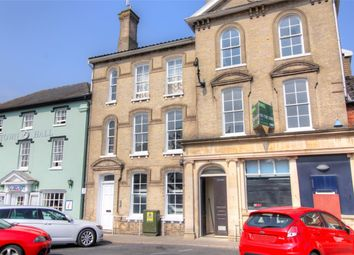 Thumbnail 1 bed flat for sale in Queens Square, 2Af, Attleborough, Norfolk