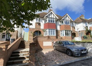 Victoria Drive, Old Town, Eastbourne, East Sussex BN20. 3 bed semi-detached house