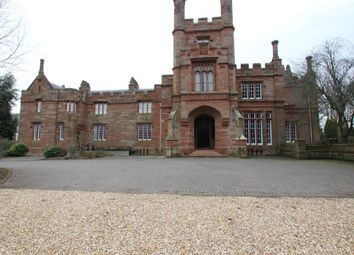 Thumbnail 2 bed flat for sale in 4 Holme Eden Hall, Warwick Bridge, Carlisle, Cumbria