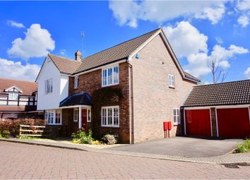 Thumbnail 5 bed detached house for sale in Beldams Gate, Bishop's Stortford