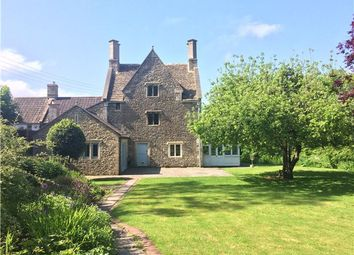 Thumbnail 4 bed semi-detached house for sale in Sands Hill, Dyrham, Nr Bath, Wiltshire