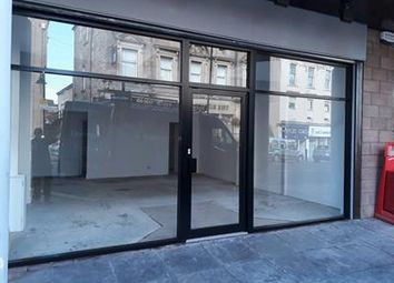 Thumbnail Retail premises to let in 17 Bank Street, Airdrie, North Lanarkshire