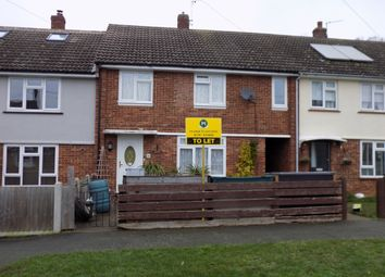 Thumbnail 3 bed terraced house to rent in Highfields, Great Yeldham