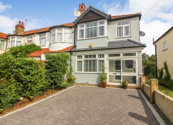 Thumbnail 3 bed end terrace house for sale in Ladywood Road, Surbiton