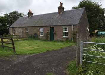 Thumbnail 2 bed cottage to rent in Rhynd, Perth