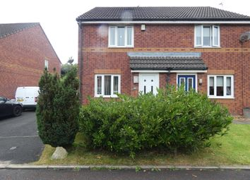 Thumbnail 2 bed semi-detached house for sale in Briar Bank Row, Fulwood, Preston
