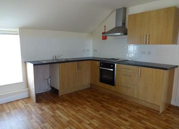 Thumbnail 2 bed flat to rent in Butterton Road, Flat 3, Rhyl
