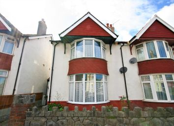 Thumbnail 3 bed semi-detached house for sale in Coed Coch Road, Old Colwyn, Colwyn Bay