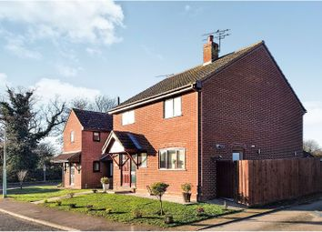 Thumbnail 3 bed detached house for sale in Haggars Mead, Forward Green, Nr. Stowmarket