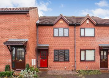 Thumbnail 2 bed mews house for sale in Rivermead, Wakefield