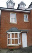Thumbnail 3 bedroom flat to rent in David Road, Coventry