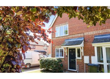 Thumbnail 2 bed end terrace house for sale in Barleyfields, Witham