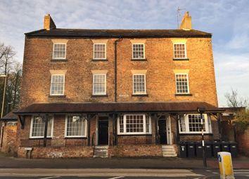 Thumbnail 2 bed flat for sale in Horsefair, Boroughbridge, York