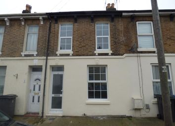 Thumbnail 2 bedroom terraced house to rent in Magdala Road, Dover