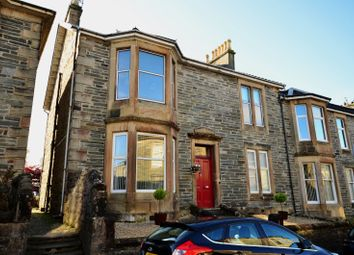 Thumbnail 2 bed flat for sale in 13 Hill Street, Dunoon, Argyll