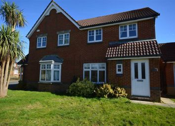 Thumbnail 3 bed link-detached house to rent in Millbank Road, Kingsnorth, Ashford