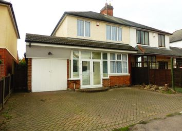 Thumbnail 3 bed property to rent in Rosamund Avenue, Braunstone, Leicester